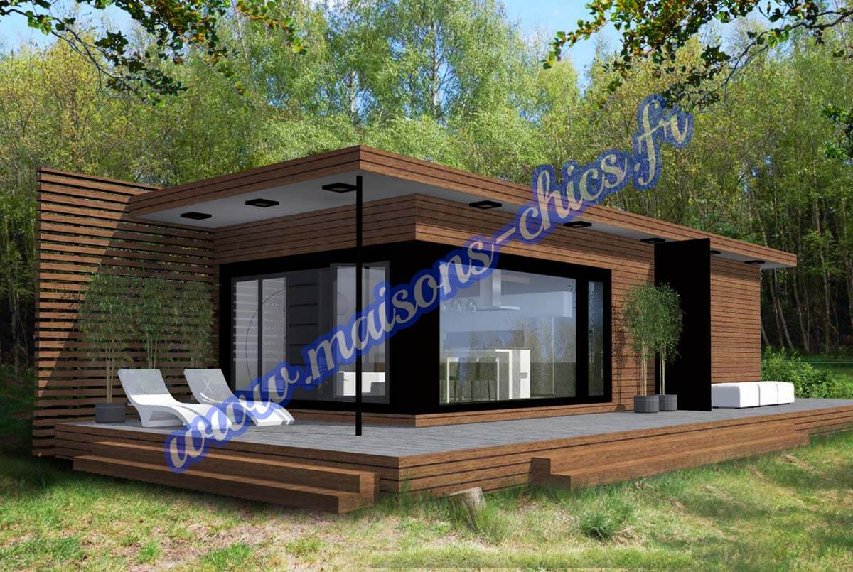 prix maison en container maison container toulouse. Black Bedroom Furniture Sets. Home Design Ideas